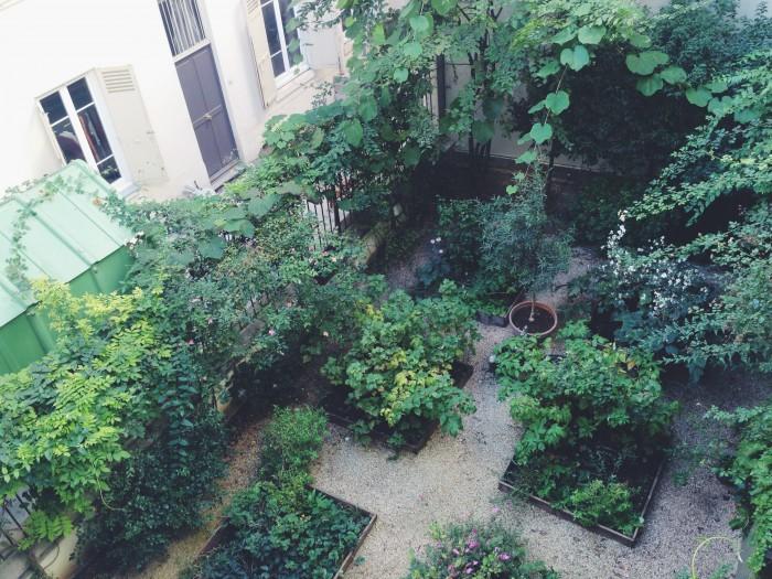 merci paris shop innegard odling odlingslador olda i stan inspiration