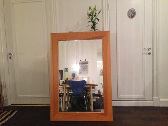 måla om en spegel 11