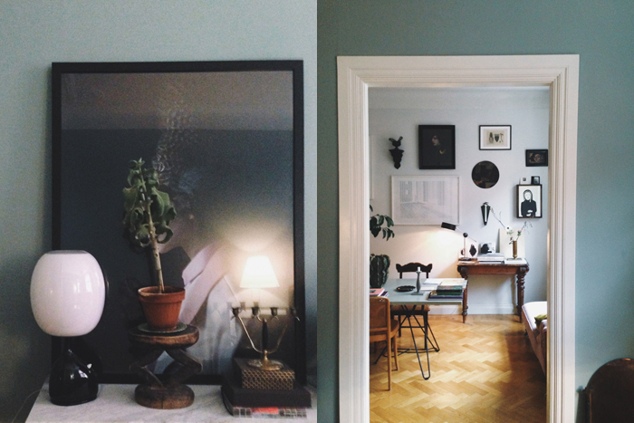 lägenhet-gröna-väggar-måla-om-inspiration-stillbene-tavelvägg 223