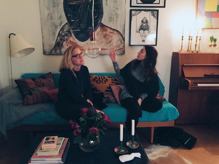 Och Elin och Mona.