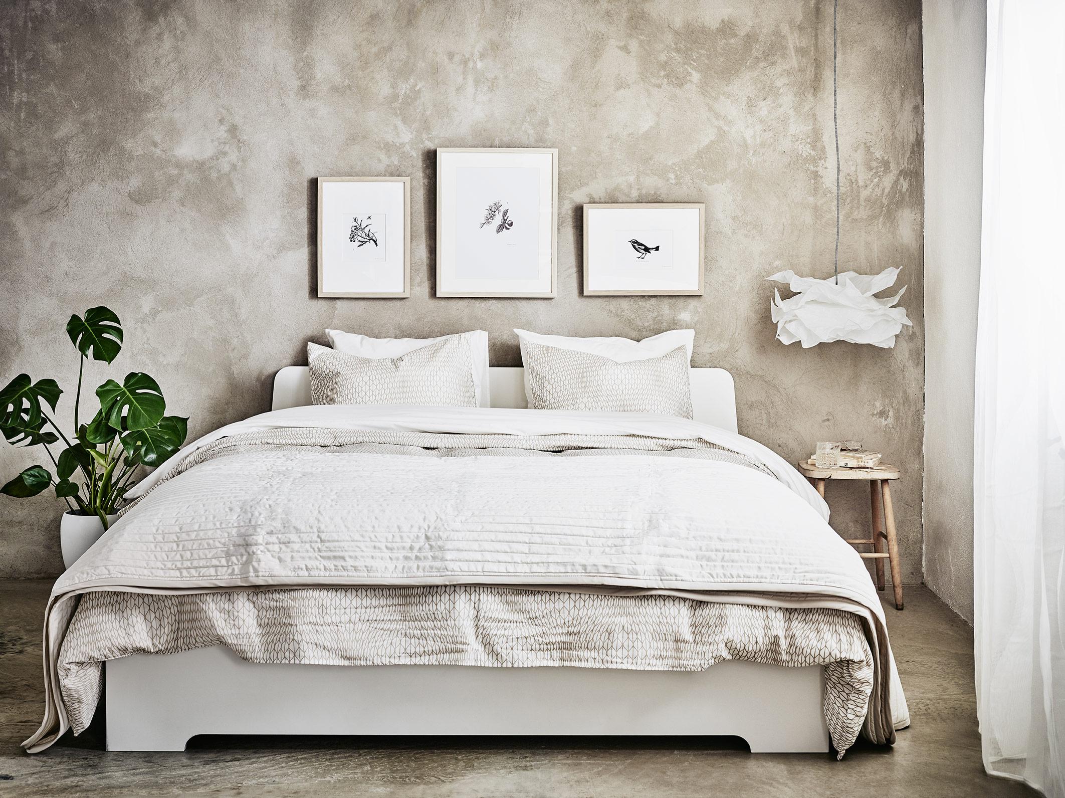 Ikea släpper ny sovrumskollektion Ett Rum Till