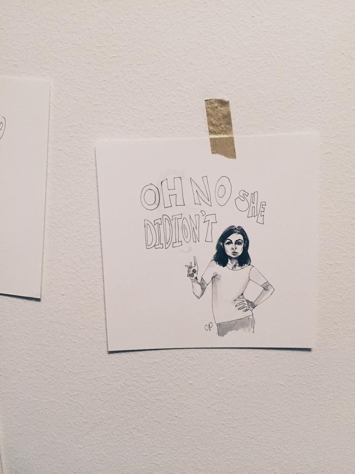 Min favorit! Jag älskar författaren Joan Didion och önskar att jag bara upplevt en bråkdel av det hon gjort – eller Oh No She Didion't! Just nu håller Griffin Dunne och Susanne Rostock på med en dokumentär om henne och det går att följa på Instagram!