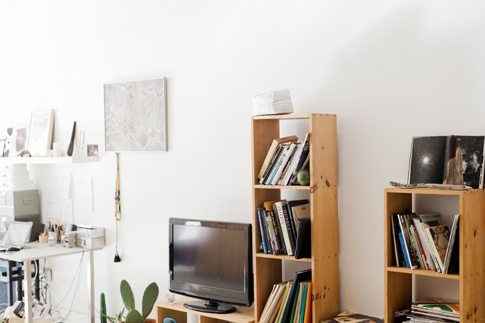 julie thevenot home build your own shelves