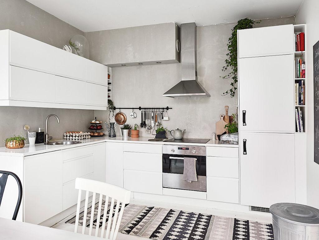 Betong i k ket ett rum till - Lo ultimo en cocinas modernas ...