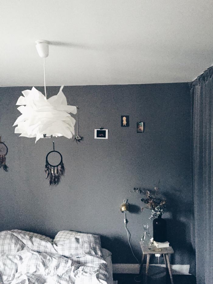 Sigga Heimis fina lampa Krusning för Ikea Ett Rum Till