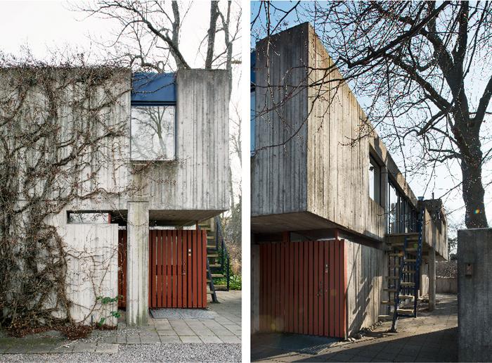 Leonie-(Lola)-Geisendorf-villa-betong-djursholm-utsikt-exterior