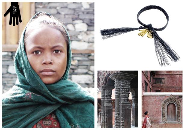 helping-hand-edbland-hjalp-nepal roda korset